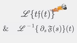 Laplace Transform: tf(t) and an Alternative Expression for f(t)