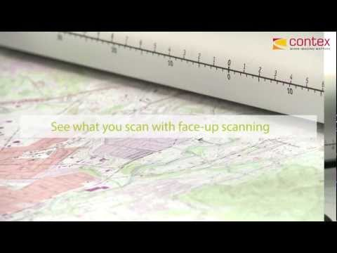 The IQ 4400 - Contex wide format scanner