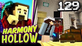 """I GOT HER TO TAKE ONE"" | Minecraft Harmony Hollow Modded SMP #129"