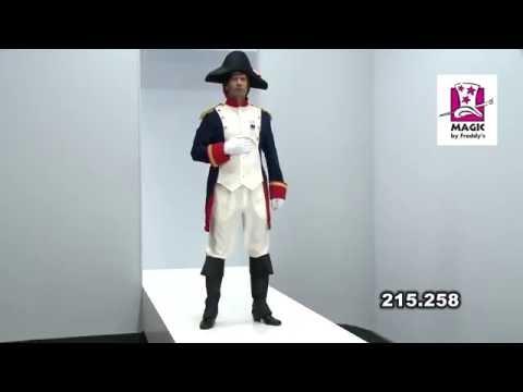 Costume de Napoléon-w10209