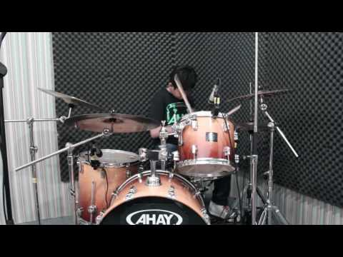 Fabian - Ahay Musik Indonesia - Drum Cover - Nightmare - A7V -