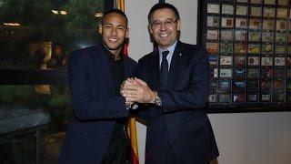 Neymar Jr signs contract extension to 2021, neymar, neymar Barcelona,  Barcelona, chung ket cup c1, Barcelona juventus