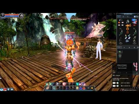 Cabal Online - LvL120 - LvL 140 in 3 min.