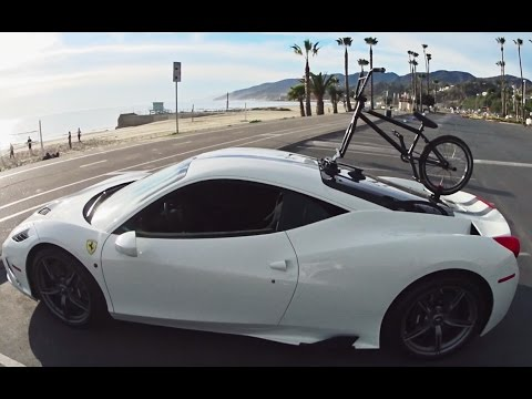 なにこの映像! BMXライダー視点のロサンゼルス紹介動画が思わぬ高クオリティでした