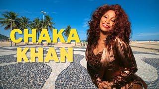 Chaka Khan Rio de Janeiro Back 2 Black Festival