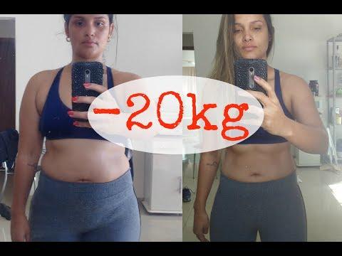 Dieta - COMO EMAGRECI 20KG