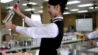 Introduction video of Department of Hospitality Management of Meiho University