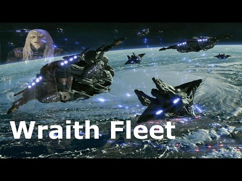 The Ships of the Wraith | Stargate