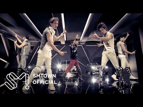 SHINee(???) _ LUCIFER _ MusicVideo HD