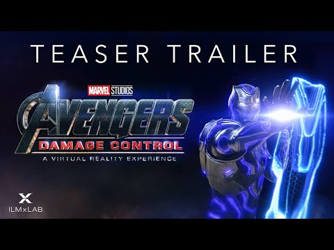 Marvel Studios Avengers Damage Control - Official Teaser Trailer