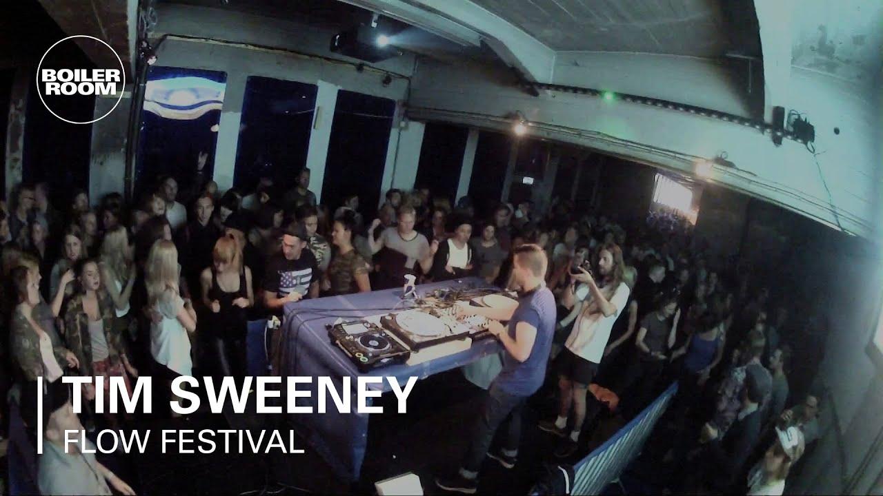 Tim Sweeney - Live @ Boiler Room x Flow Festival 2013