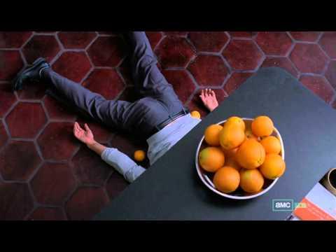 Breaking Bad - Ted Beneke slips and falls [HD/720p]
