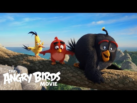 Angry Birds (Clip 'Mighty Eagle Noises')