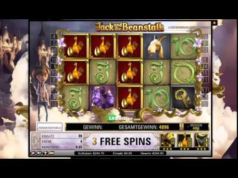 Mr.Green || Online Casino Big Win || Jack and the Beanstalk