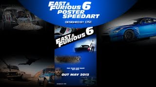 Nonton Fast and Furious 6 poster speedart Film Subtitle Indonesia Streaming Movie Download