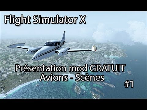 comment installer un mod flight simulator x