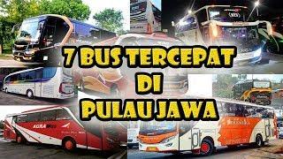 Video 7 Bus Tercepat Di Pulau Jawa | Alan Walker MP3, 3GP, MP4, WEBM, AVI, FLV Juni 2018