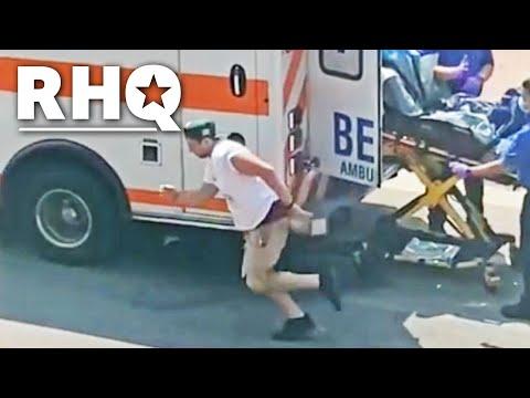 New Folk Hero- The Ambulance Runner