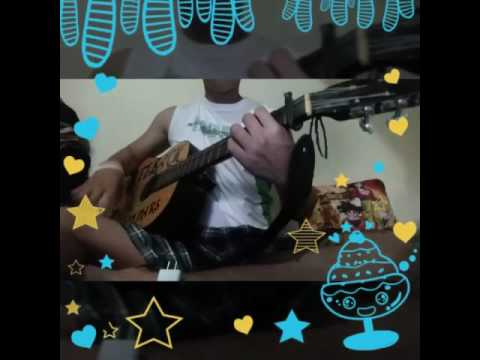 WILD FLOWERS COVER GUITARRA ZOIDS OP1