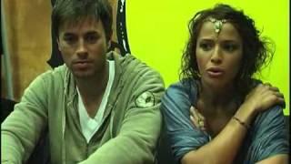 Interview Enrique Iglesias et Nâdiya