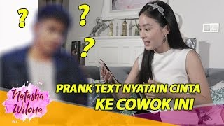 Video PRANK TEXT NYATAIN CINTA KE COWOK INI... MP3, 3GP, MP4, WEBM, AVI, FLV Juni 2019