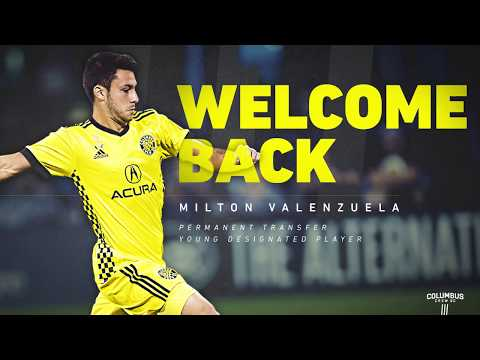Video: HIGHLIGHTS | Milton Valenzuela's best from first season with Crew SC
