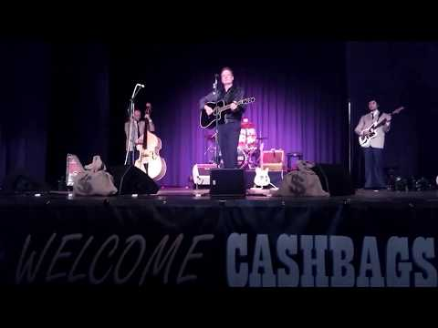 The CashBags covern Johnny Cash - Konzertmitschnitt - Hittfeld 2017