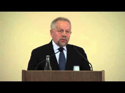 2015 m. Lietuvos mokslo premijos laureato Virgilijaus Ulozo kalba