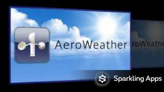 AeroWeather YouTube video
