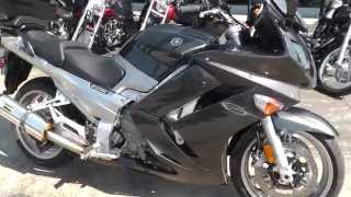 8. 001459 - 2008 Yamaha FJR1300 - Used Motorcycle For Sale