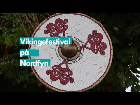 Vikingefestival på Nordfyn
