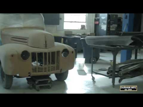 Durham MFG Storage Bins Cabinets Mobile Carts Bolt Bins Tim Strange Strange Motion Hot Rod Shop HD
