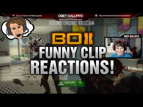 Clip - In this video I show you guys some funny clip reactions. :) If you want to see more videos like this, make sure to click the like button! Let's aim for 1000 likes! Twitter: https://twitter.com/DAL...
