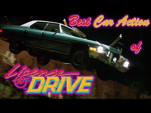 Best Car Action of License to Drive