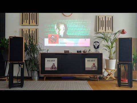 On the wall Roon  SoundCloud  YouTube  Netflix