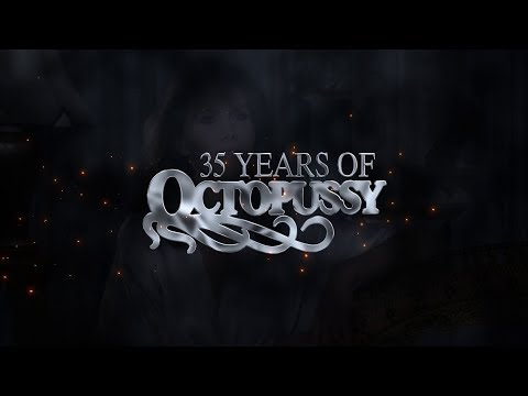 35 Years of 'OCTOPUSSY' with Maud Adams - July 2018