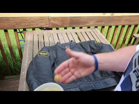 Touring America Episode 6 - Part 2 Vanson Mark 2 Pro Perf Jacket