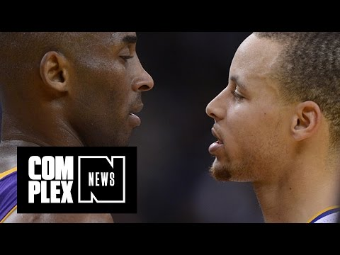 Rookie Steph Curry Tried to Trash Talk Kobe Bryant and Got Sonned