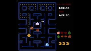 NES Longplay [604] Pac-Man