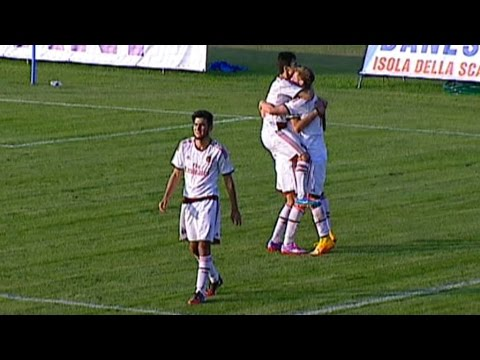 Primavera: Verona-Milan 1-4