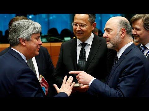 Eurogroup: Μικρή πρόοδος για τον κοινό προϋπολογισμό της Ευρωζώνης…