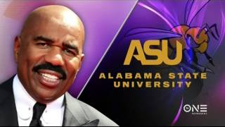 Lots of drama at Alabama State University. Steve Harvey and ASU are severing connections after their deal to work on the...