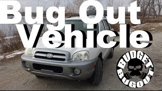 6. Bug Out Vehicle [Winter Vehicle Preps]