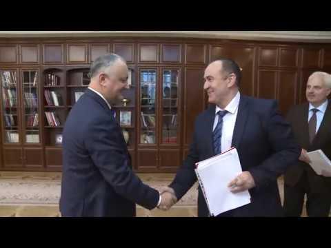 Igor Dodon a convocat o ședință de lucru privind problemele cu care se confruntă agenții economici transnistreni