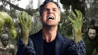 Video Why Bruce Banner Can't Turn Into The Hulk In Infinity War MP3, 3GP, MP4, WEBM, AVI, FLV Agustus 2018