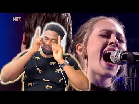 "Albina vs. Filip - ""Lovely"" | Battles | The Voice Croatia | Season 3 REACTION"
