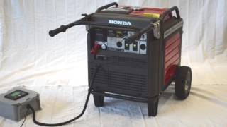 4. Honda EU7000iS Generator Remote Start -  Model No. 07730