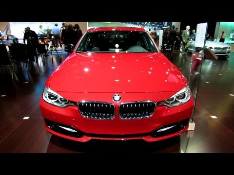 2013 BMW Active Hybrid 3 – Exterior and Interior Walkaround – 2012 Los Angeles Auto Show