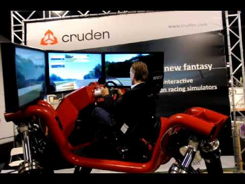 Cruden Hexatech Ultimate Car Simulator.