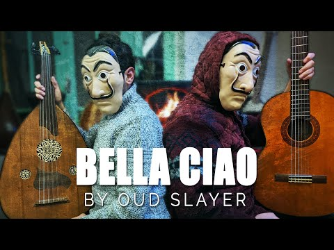 Bella Ciao - La Casa de Papel (Oud arrangement) (+ Lyrics) | Oud Slayer